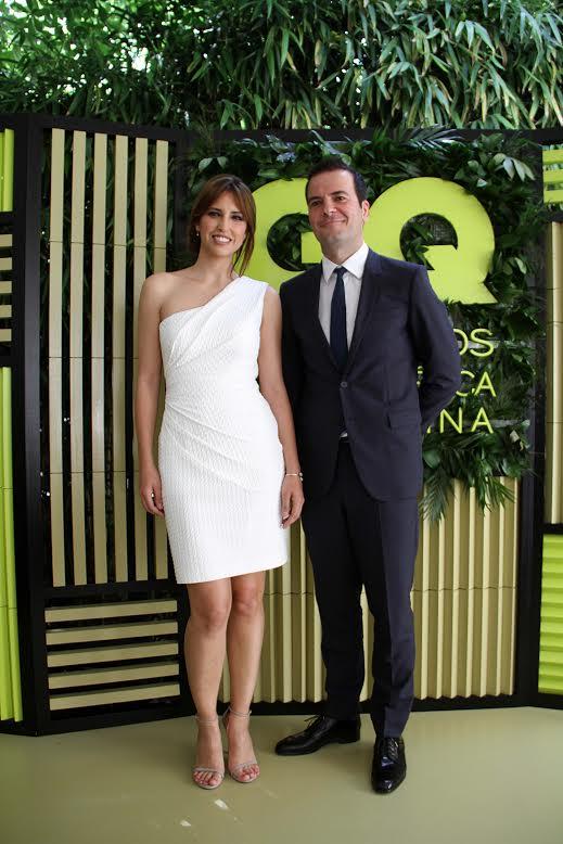 Sandra Sabatés fue la encargada de presentar el evento y entregar un total de 19 premios