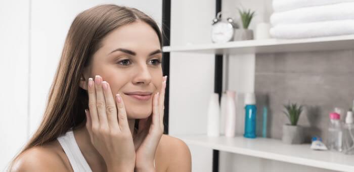 Cómo cuidar la cara para disimular los signos de la edad