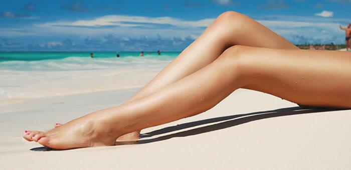 como tener piernas perfectas