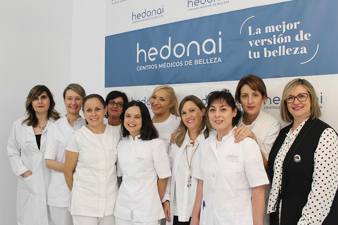 Inauguración hedonai La Coruña