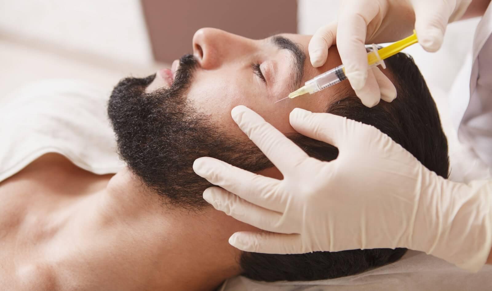 arrugas hombre ácido hialurónico