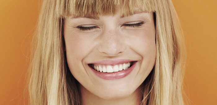 arrugas ojos al sonreir