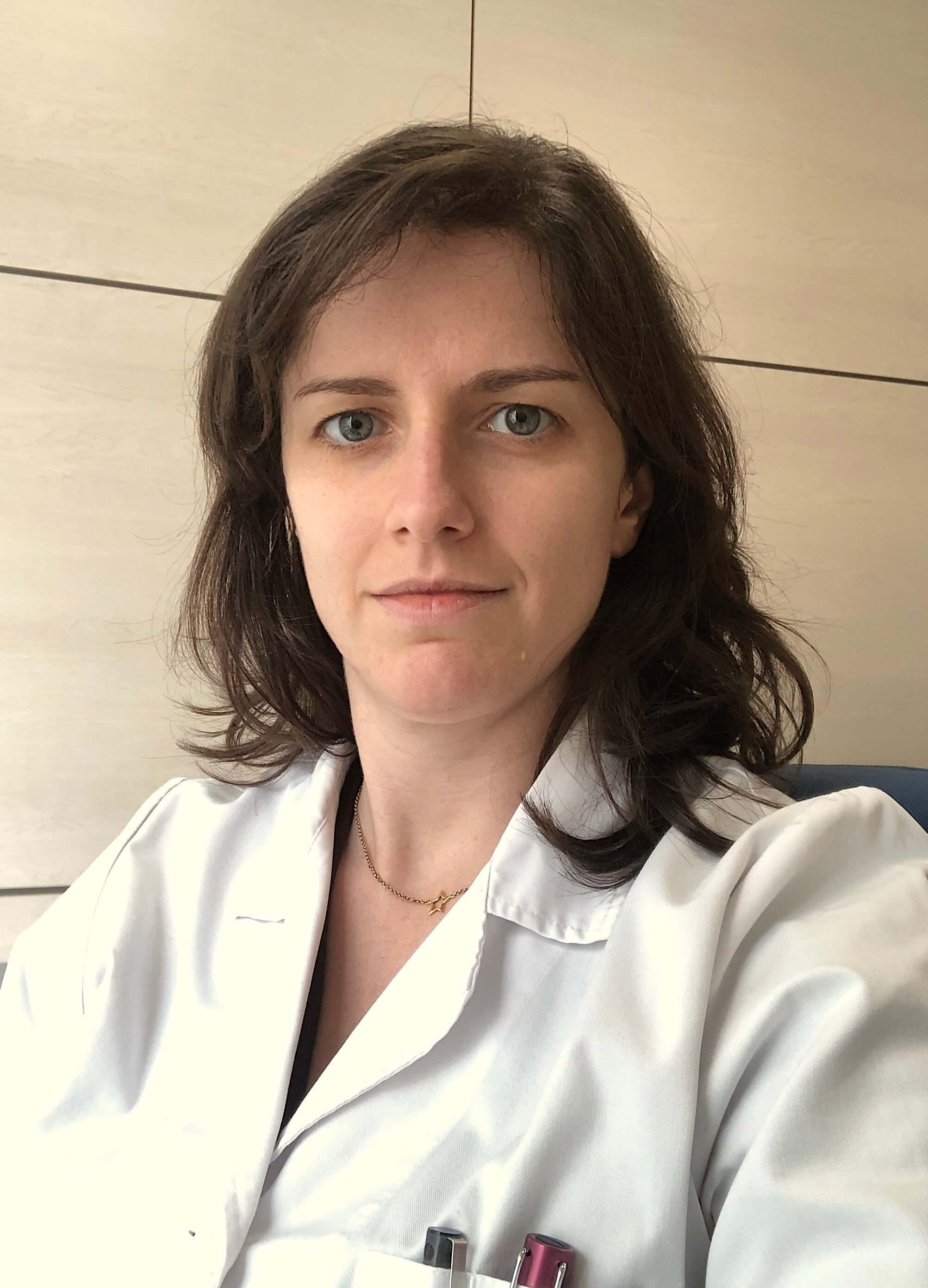 Doctora Cristina Murillo, especialista en Cirugía Plástica