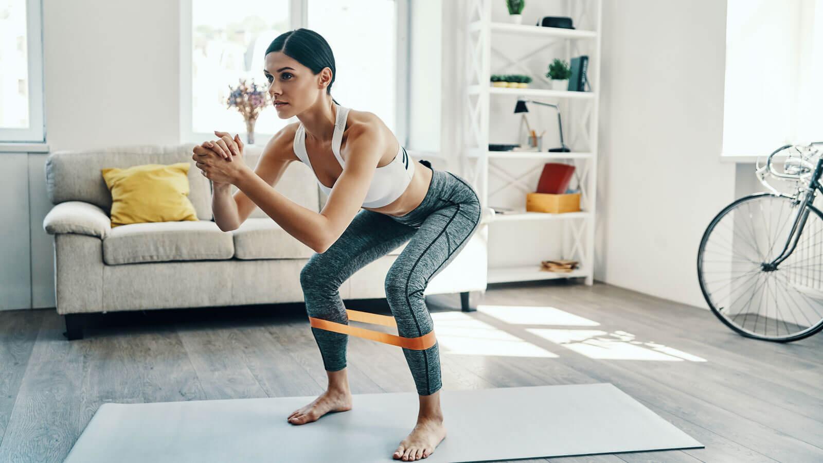 ejercicio para combatir los glúteos flácidos