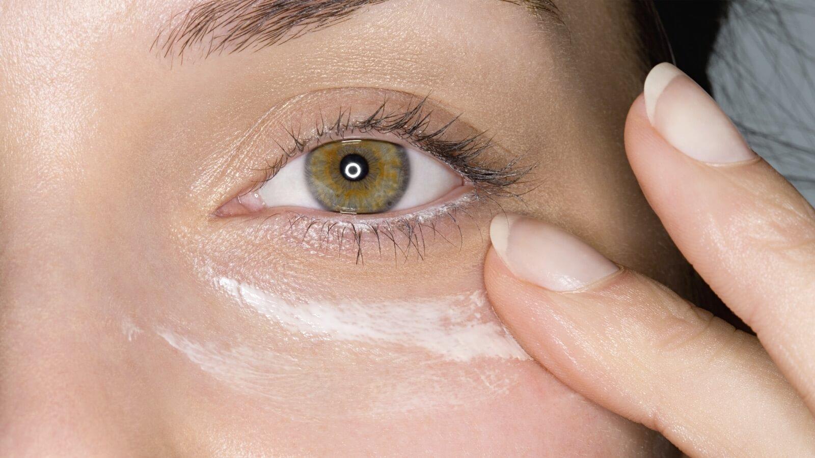 cuidados para el contorno de ojos