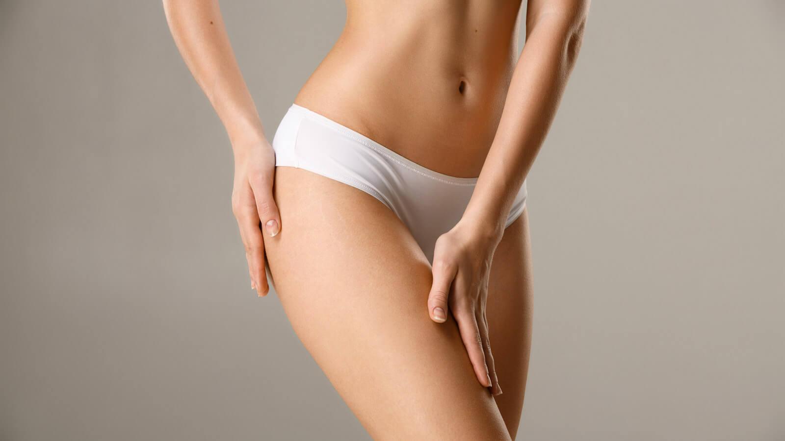 combina la cavitación y la presoterapia para resultados excelentes