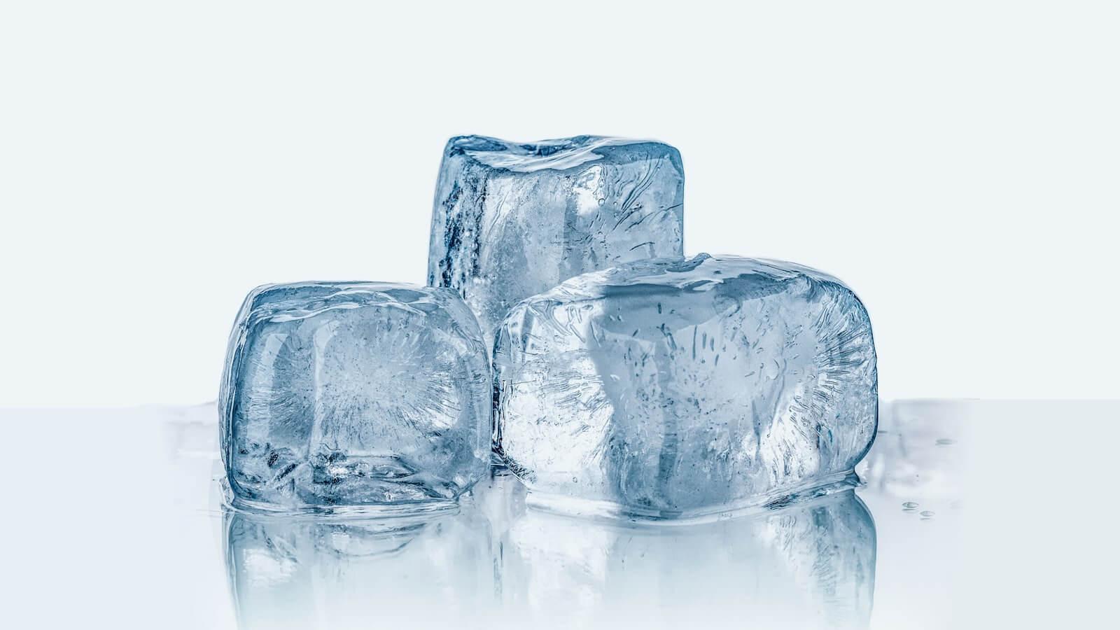 aplicación de frío en la criolipólisis